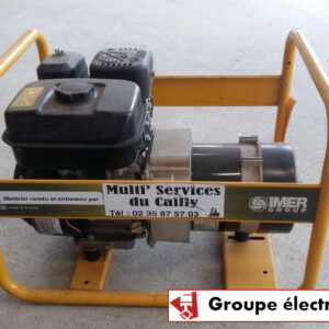 Location Groupe Electrogène Expert 4010X IMER